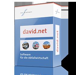 David.net, das ausgereifte Software-Paket für die Abfallwirtschaft