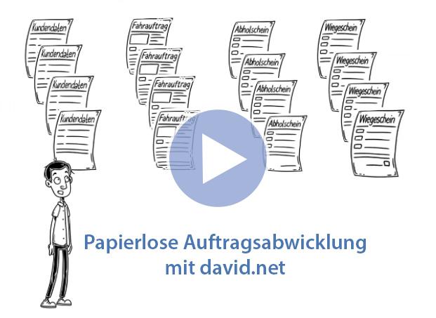 Das Papierlose Büro in der Entsorgungswirtschaft