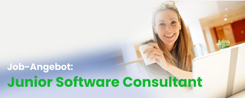 Stellenanzeige Junior Software Consultant