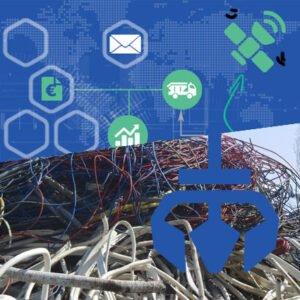 Software für den Schrotthandel