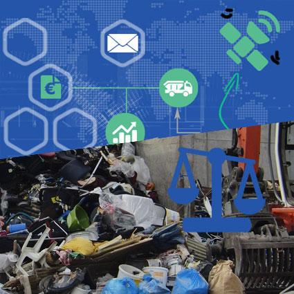 Digitalisierung für Entsorgungsanlagen