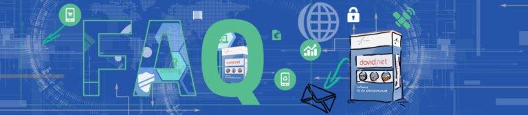 FAQ zu david.net - Software für die Abfallwirtschaft