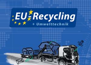 EU-REcycling-Logo für ArtikelERP-Software-Umstellung
